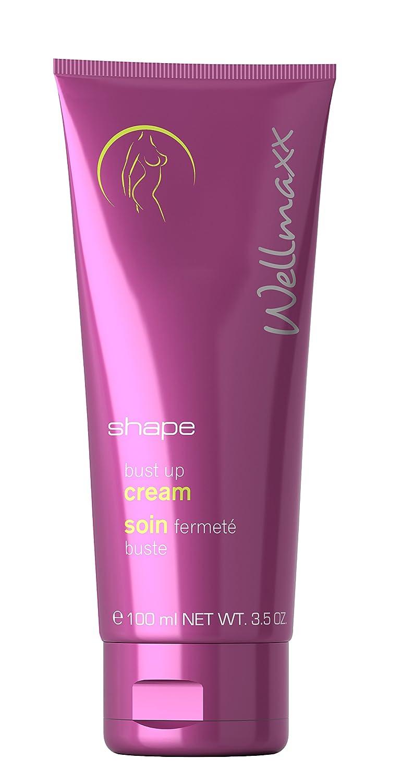 Wellmaxx Shape Bust Up Crème–raffermit le décolleté et y a Volume–100ml
