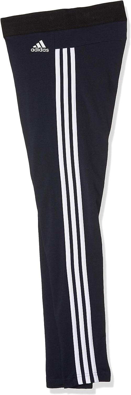 adidas Essentials Collants à 3Bandes pour Dames. Legend Ink/White