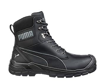 Puma Chaussures de sécurité Montantes Conquest BLK CTX High