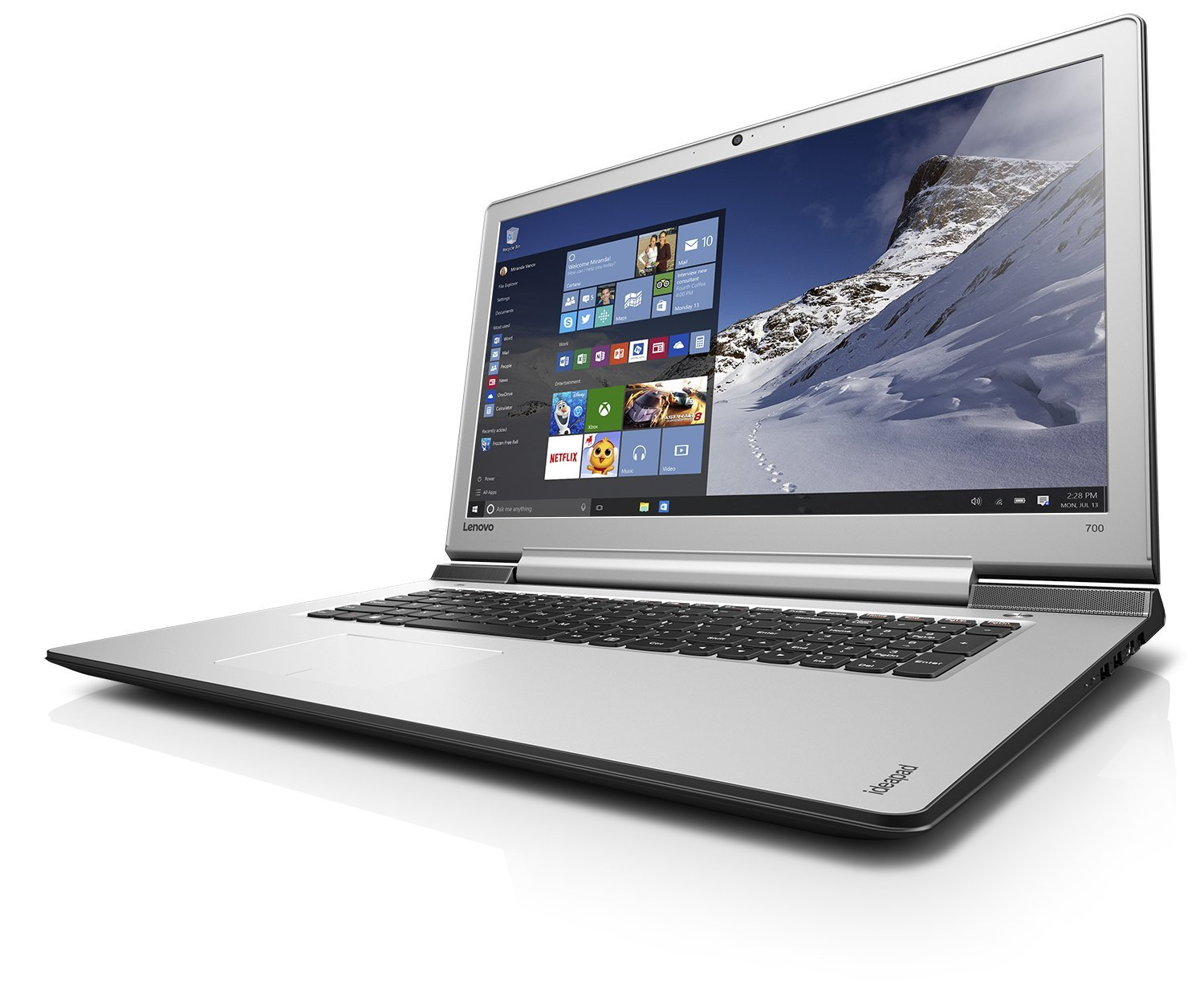 Lenovo Ideapad 700-17ISK 80RV001MGE Notebook