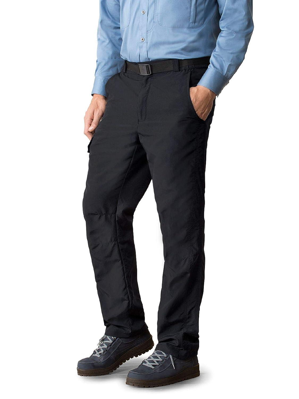 SchwarzKlepper Herren Touringhose Tactel Comfort Fit einfarbig