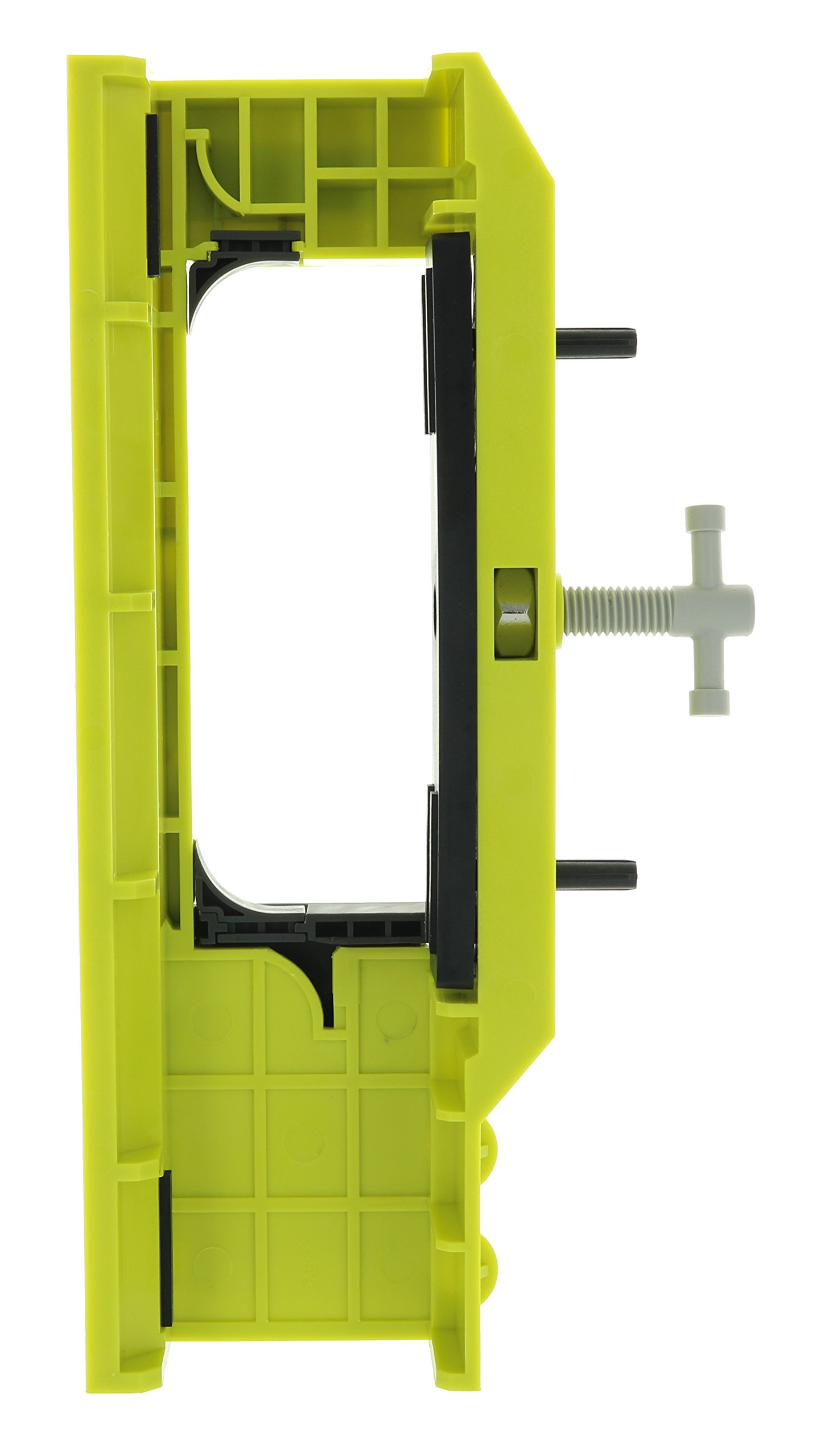 Ryobi A99ht2 Door Hinge Installation Kit Mortiser Template