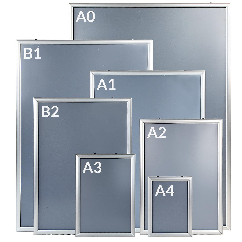 cadre de photo cadre d image olimp 80x120 cm ou 120x80 cm in noir #2: 714urk 2bxhbl sl1500