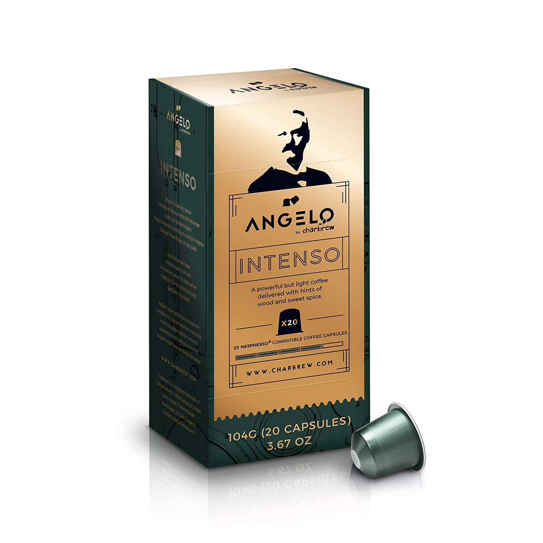 120 Capsulas Compatibles con Cafeteras Nespresso - Capsulas de ...
