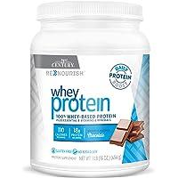 21ST Century Renourish Whey Protein, Chocolate Flavour, 453g