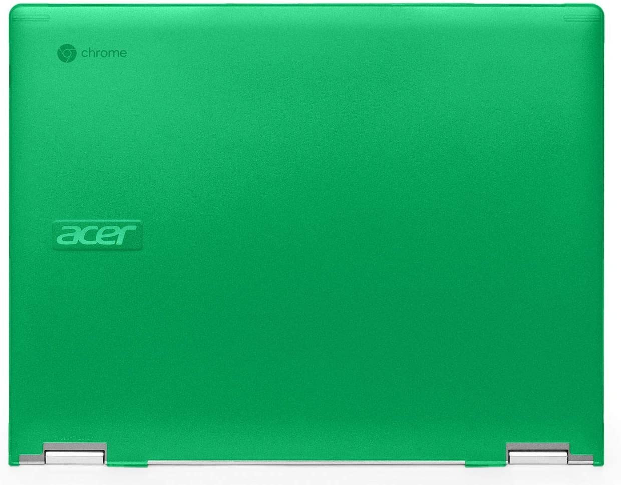 mCover Hard Shell Case for 2018/2019 Acer Chromebook Spin 13 CP713-1WN Series (NOT Compatible with All Other Acer Chromebooks) - AC-SP13-CP713-1WN-Green