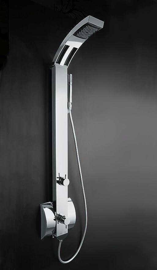 Sfera Young - Columna de ducha termostática: Amazon.es: Bricolaje ...