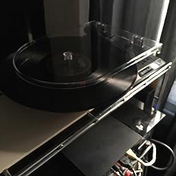 ION Audio Quick Play LP - Tocadiscos compacto y conversión digital ...