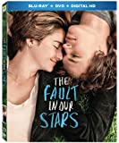 The Fault in Our Stars [ Blu-ray + DVD + Digital HD ]