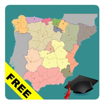 Map Of Spain For Android.Easy Currency Converter