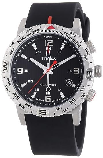3443a2cbfe80 Timex Adventure Series(TM) Compass - Reloj de cuarzo para hombre ...