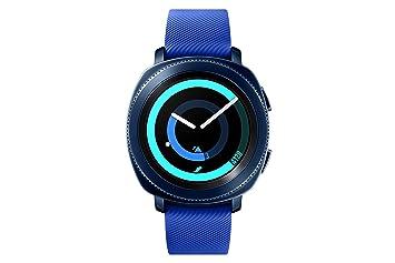 Samsung Gear Sport Reloj Inteligente Azul SAMOLED 3,05 cm (1.2 ...