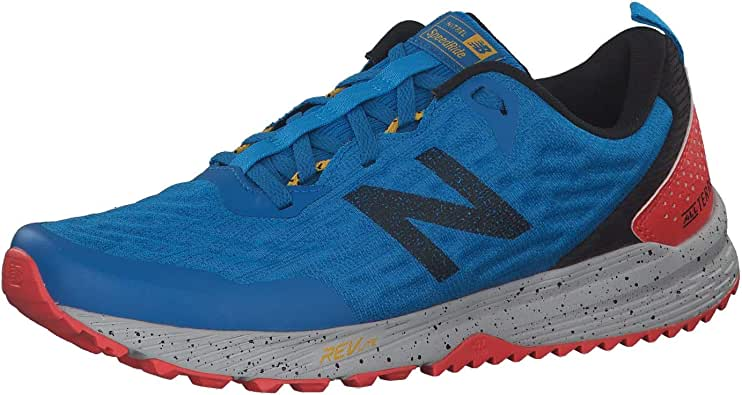 New Balance MTNTRCB3, Trail Running Shoe Mens, Multicolor: Amazon ...
