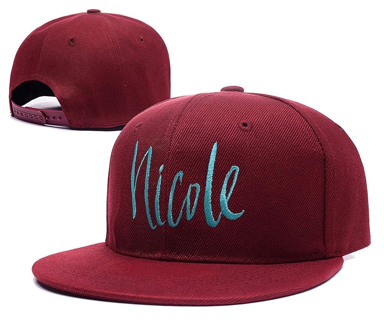 DEBANG Nicole Scherzinger Logo Hat Adjustable Embroidery Snapback Baseball Cap Beanie Visor Army Caps Sports Mesh Hats