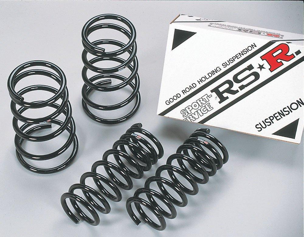 RS-R ( アールエスアール ) ダウンサス【 DOWN 】トヨタ ハリアーハイブリッド 4WD T535D B00P0UUVHW 適合型式:AVU65W