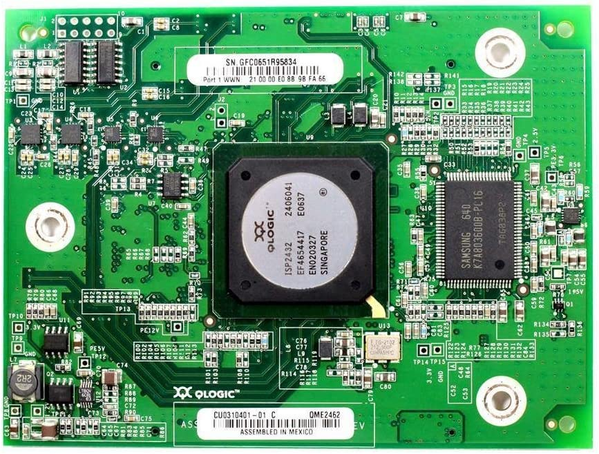 Dell Powerdge 1855 1955 Host Bus Adapter Card UP006 0UP006 CN-0UP006 TP149 ND674