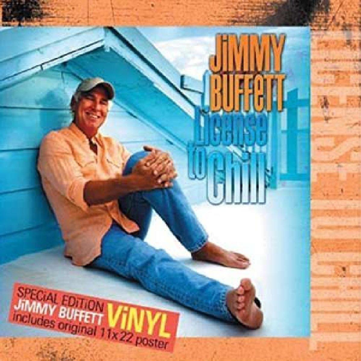 Jimmy Buffett - License to Chill (180 Gram, Double Vinyl) - Amazon ...