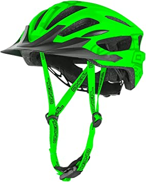 O Neal Q RL Media rígida Casco MTB verde All Mountain Enduro ...
