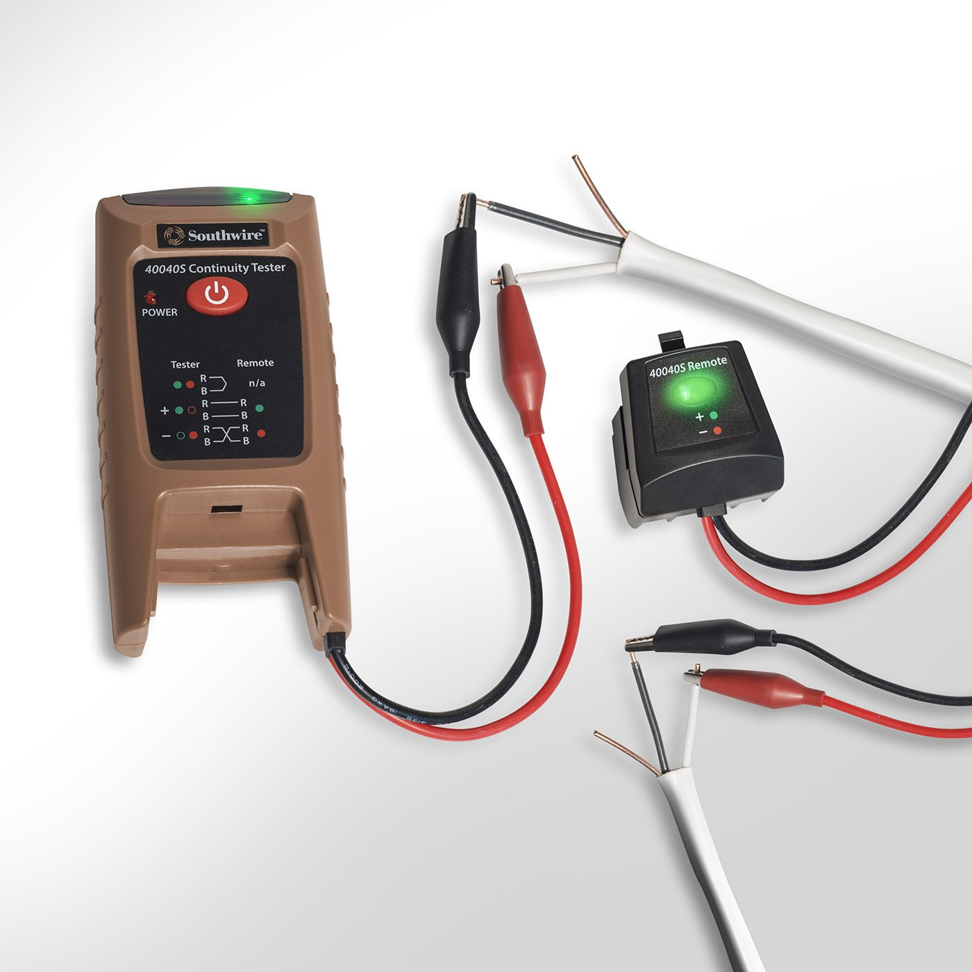 Southwire Tools & Equipment 40040S Pro Continuity Tester with Remote ...