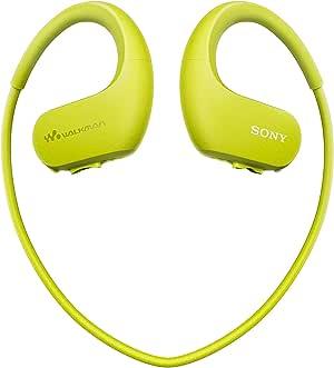Sony WS413 Waterproof and Dustproof Walkman (4GB), Green