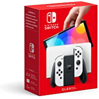 Nintendo Switch (versión OLED) Blanca