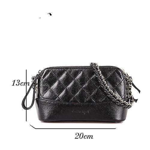 Luxury Handbags Women Bags Designer Genuine Leather Chain Shoulder Bags  Female Messenger Handbags d397900057304