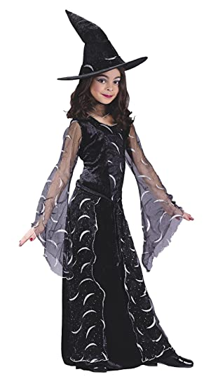 Amazon.com: Kids Witch Sorceress Harry Potter Halloween Costume S ...