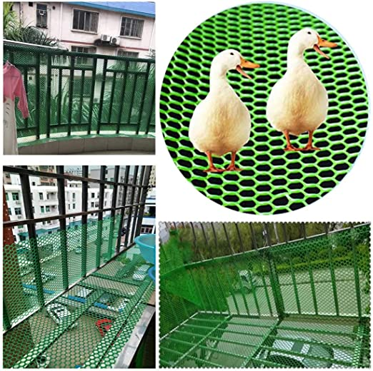 Y Extraíble Balcón Escalera Red De Seguridad, Interior Y Exterior, De Seguridad Protección De La Red - Niño/Animal Seguridad/Juguete, Escaleras Protector, Usado Balcón, Escalera, Cercos: Amazon.es: Productos para mascotas