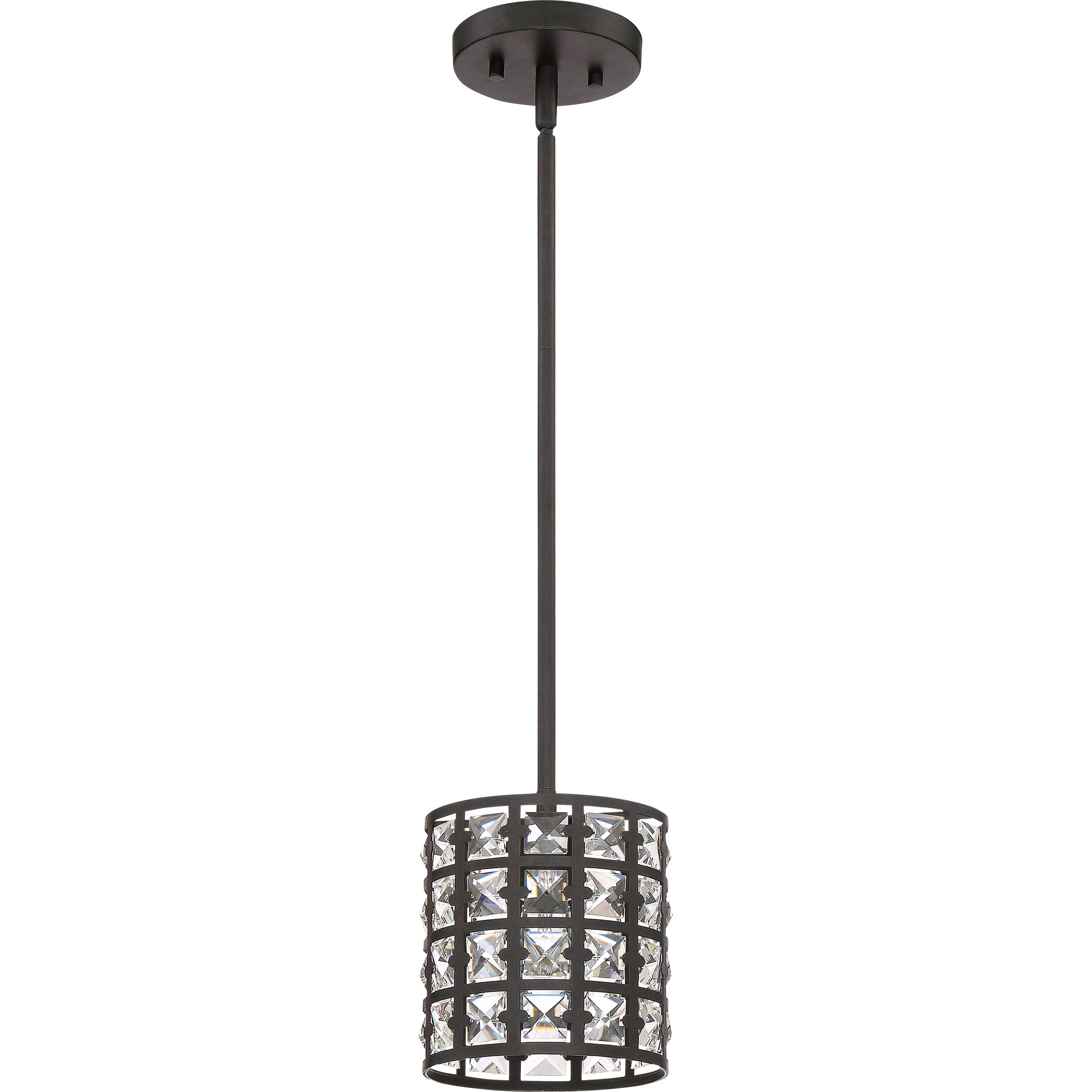 Quoizel One Light Mini Pendant LXY1506IB, Small, Imperial Bronze by Quoizel (Image #2)