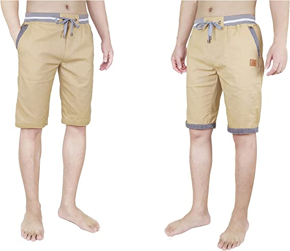 Free Amazon Promo Code 2020 for Mens Shorts Casual Slim Fit Summer Beach Shorts