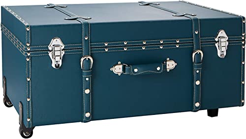 The Designer Wheeled Trunk