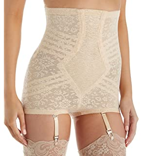 2948d804909 Rago High Waist Brief Girdle w Zipper (6101)  Amazon.ca  Clothing ...