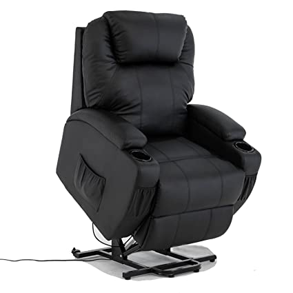 Amazon.com: Mecor Electric Power Lift Recliner Chair Comfortable ...