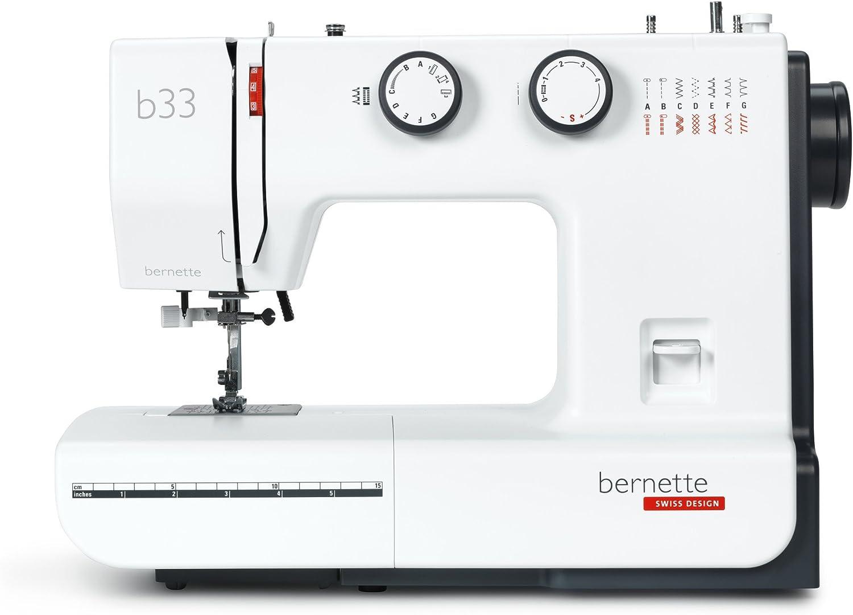 Bernina Bernette B33 Sewing Machine: Amazon.co.uk: Kitchen & Home