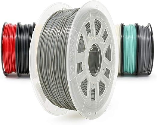 Gizmo Dorks - Filamento de impresora 3D de bajo olor ABS de 3 mm ...