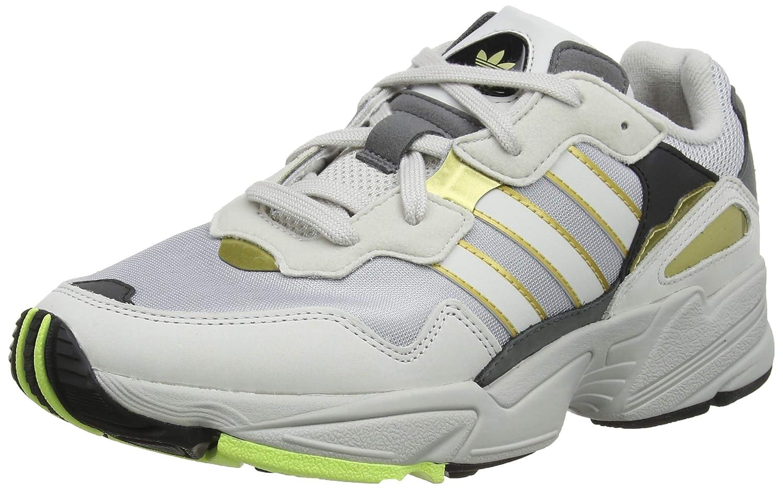 Silver (Silver Met. Grey One F17 gold Met.) adidas Men's Yung-96 Gymnastics shoes