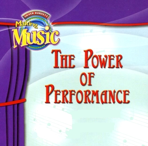 Download The Power of performance: Program-based Theme Musicals for Stage and Classroom (Making Music) (Level K-6) pdf
