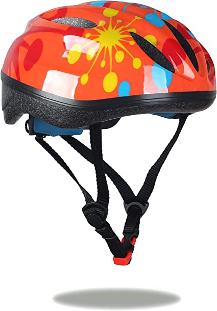 Adjustable Lightweight Microshell Bicycle Bike Helmet for Adults Youth Children