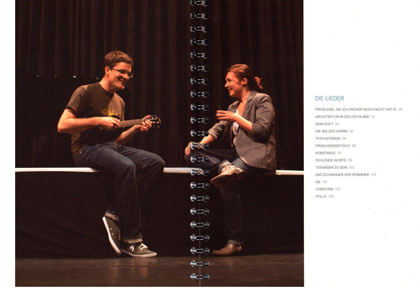 Bodo wartke Piano delikte - Ordenador libro a Bodo wartkes viertem Música Kabarett de programa Piano delikte para Canta, jugar, Bailar o tambor - con ...