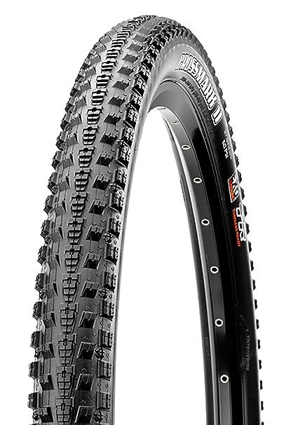 MSC Bikes Crossmark II Exo Kv Neumático, Negro, 26 x 2.10