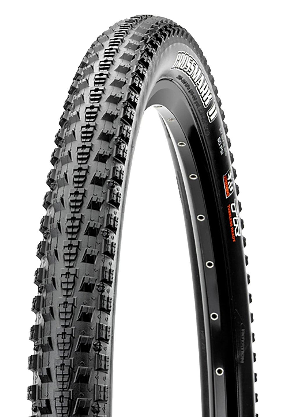 MSC Bikes Crossmark II Exo Kv Neumático, Negro, 27.5 x 2.10 product image