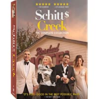 Schitt's Creek (The Complete Collection) [DVD]