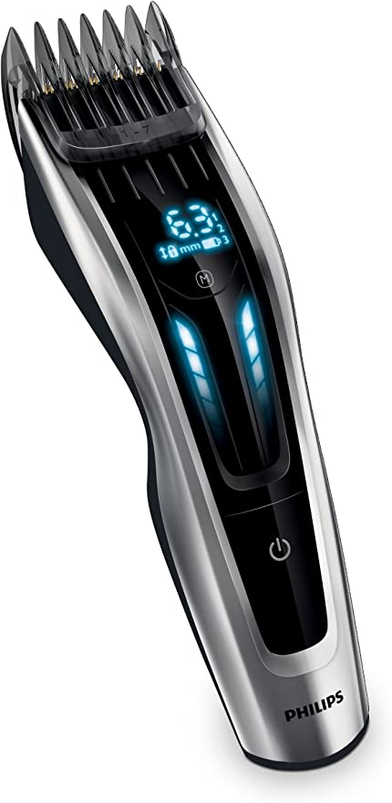 PHILIPS HC9490//15 Regolacapelli Hairclipper Series 9000 con 400 Impostazioni
