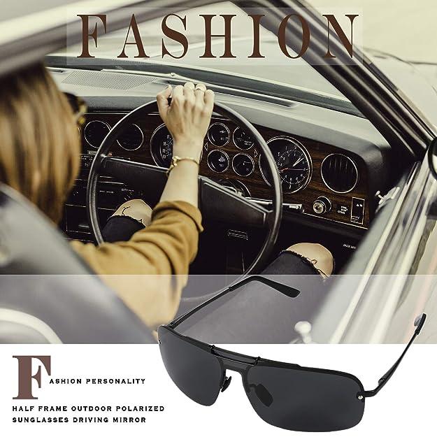Amazon.com: Aroncent - Gafas de sol de gran tamaño para ...