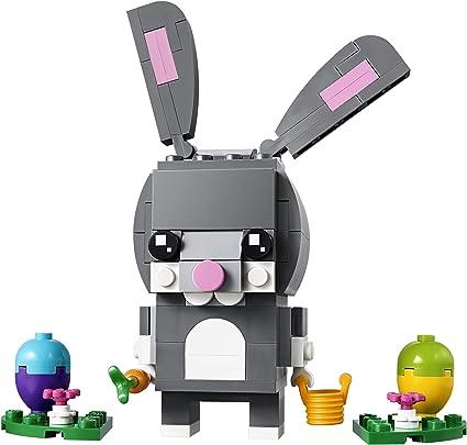 LEGO BrickHeadz 40271 Easter Bunny Building Kit: Amazon.es: Juguetes y juegos