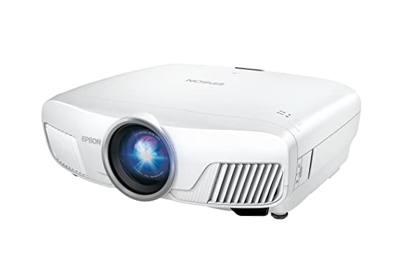 Epson Home Cinema 4000 3LCD Home Theater Projector with 4K