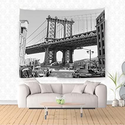 Amazon Com Nalahome Landscape Brooklyn New York Usa Landmark Bridge