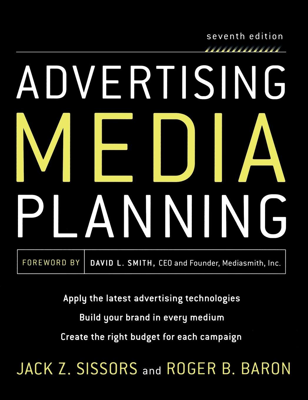 amazon com advertising media planning seventh edition