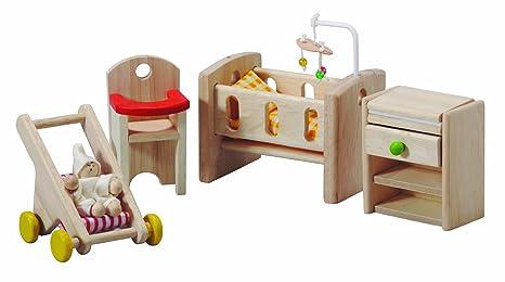 Bon Plan Toy Doll House Nursery