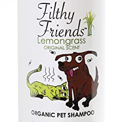 Dog Shampoo, Awesome for Cats too – Easy to Use Organic Oils and Extracts Relieves Dry Itchy Skin